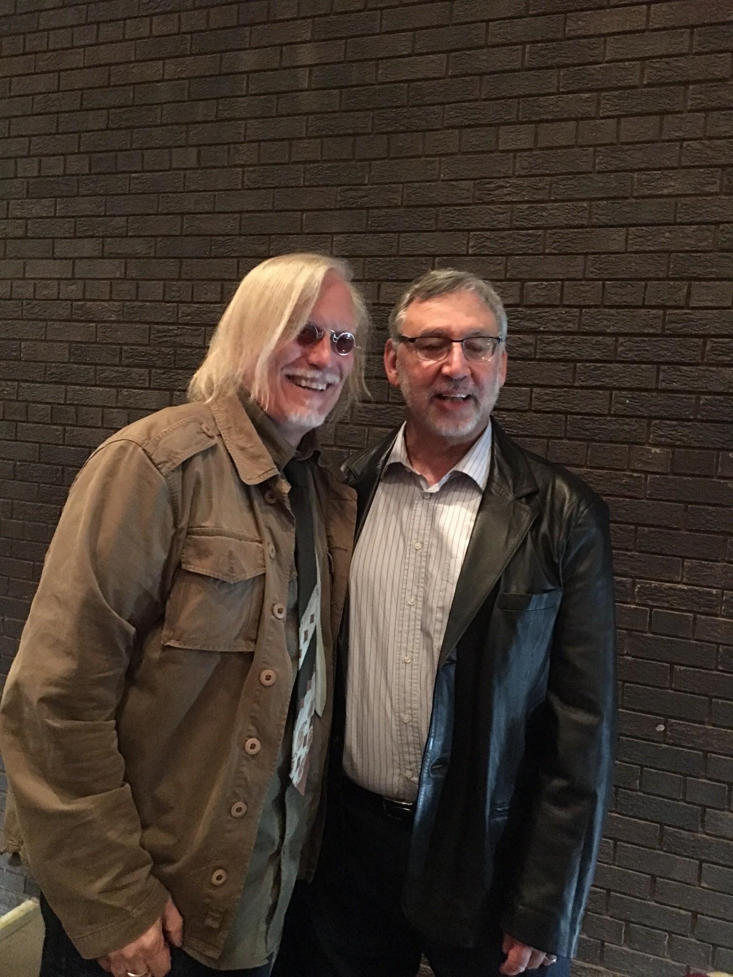 Peter and John Portelli
