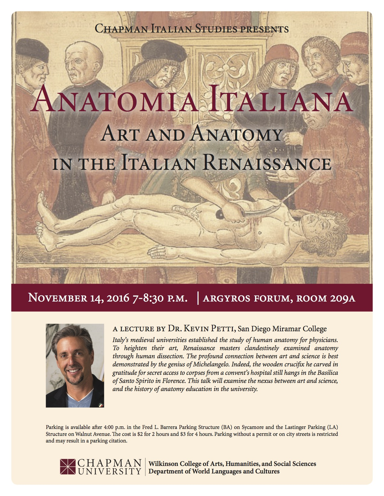 Art and science in the Italian Renaissance: the case of anatomy, a ...