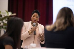 Dr. Cindy Pace speaks at 11th Annual Women & Leadership Workshop 20/20