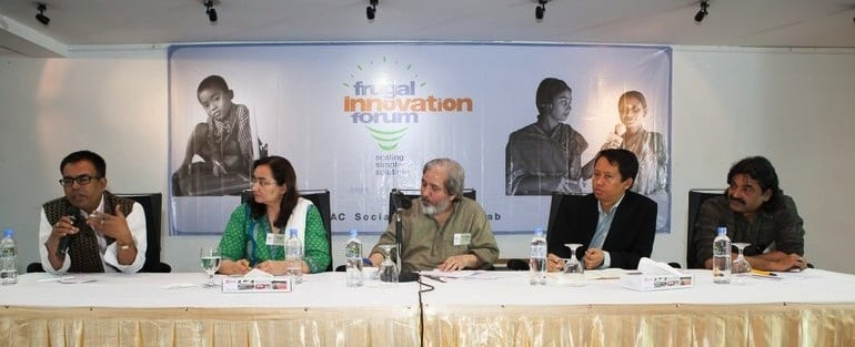 BRAC's frugal approach to social change