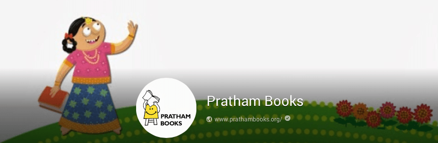 Pratham Books is a contender for the 'final four' for Google Impact Awards