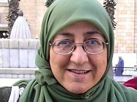 Sakena Yacoobi: 'Education is not a threat'