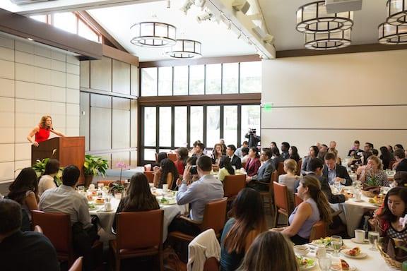 CMC Kravis Prize Lunch