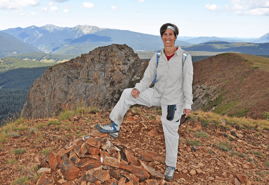 Interview with Kathy Spahn, HKI's President and CEO, on Fundraising Hike up Mount Kilimanjaro