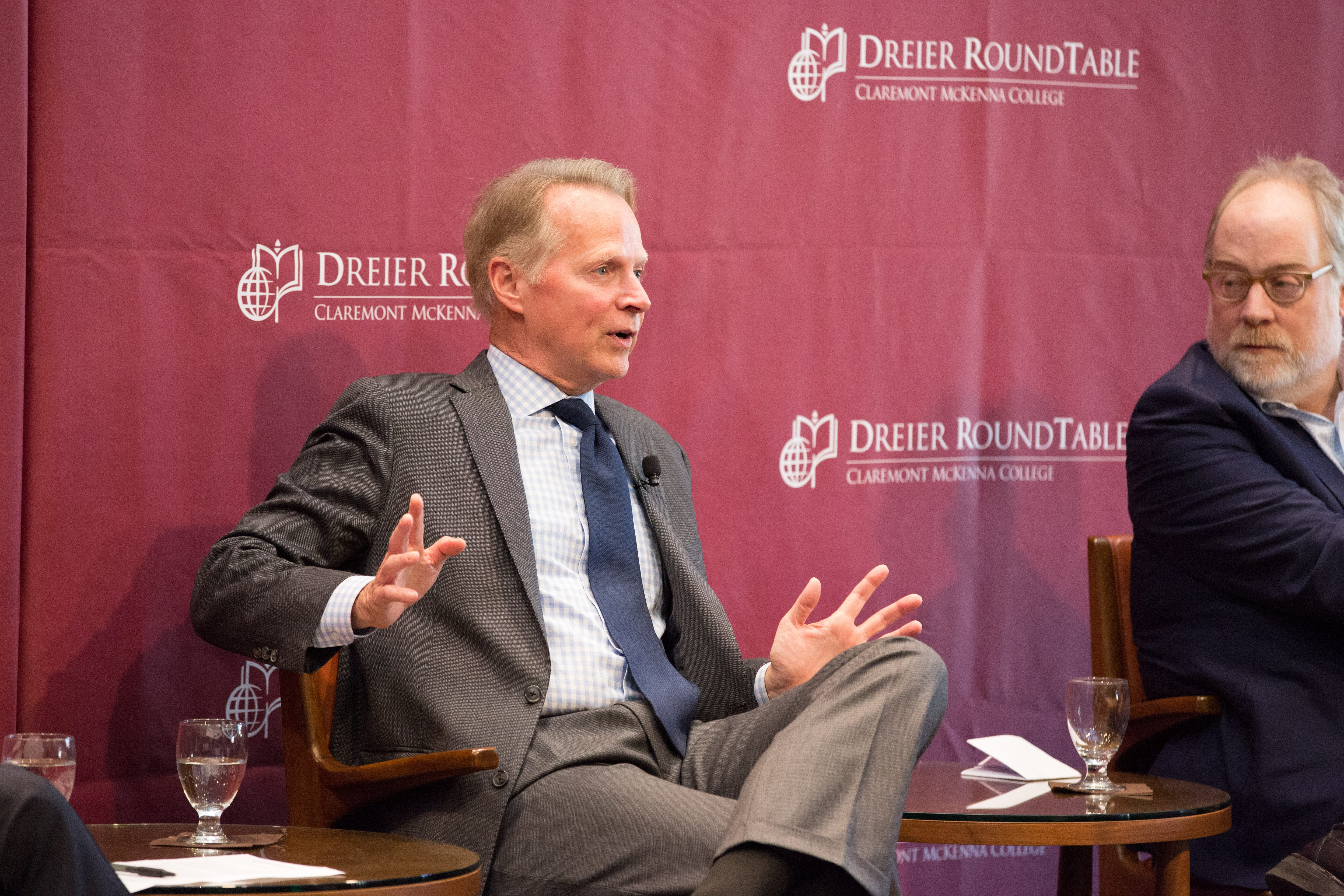 David Dreier addressing the question of immigration reform.