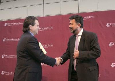Zach Courser and Carlos Garcia de Alba