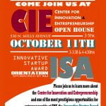 CIE Open House 10-11-13