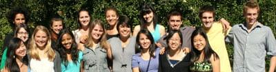 2010 student interns