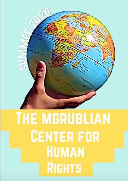 MgrublianCenterSummer2020Newsletter