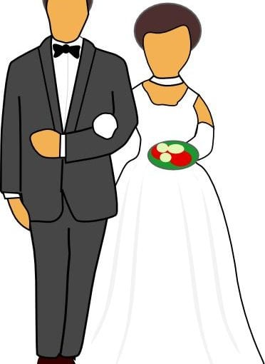 """There is an """"I"""" in Marriage"""