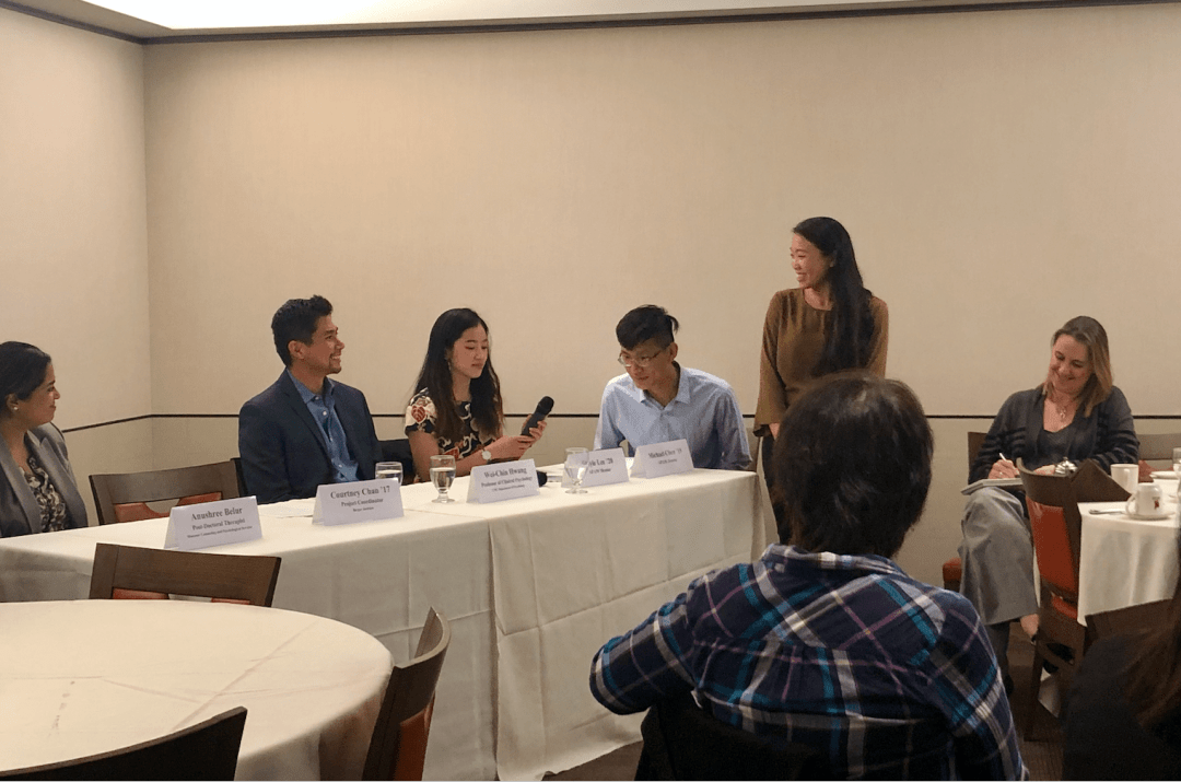 APIDA Panel Addresses Mental Health on Campus