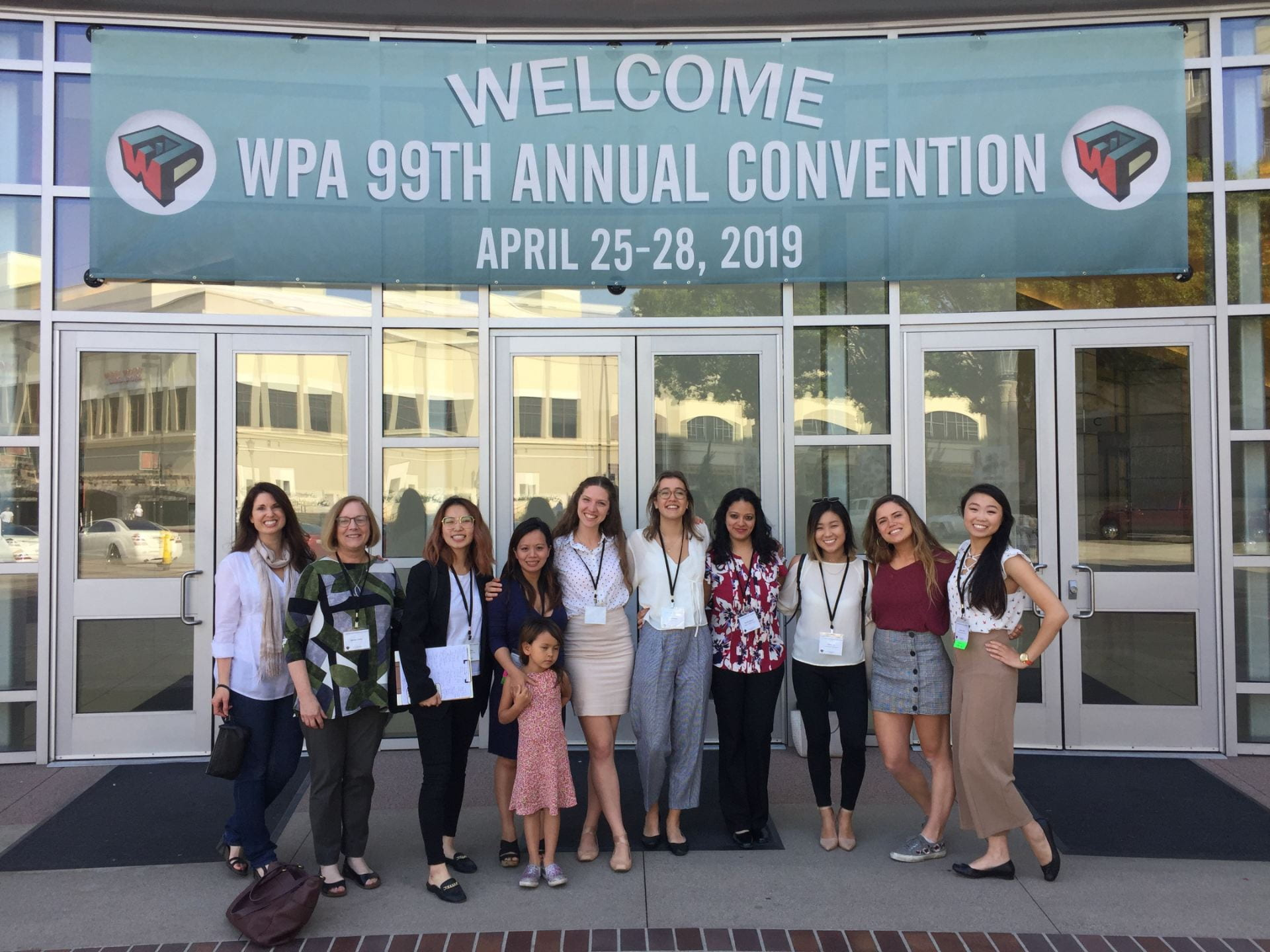 Students and Staff from Berger Institute Engage Audiences at WPA Convention