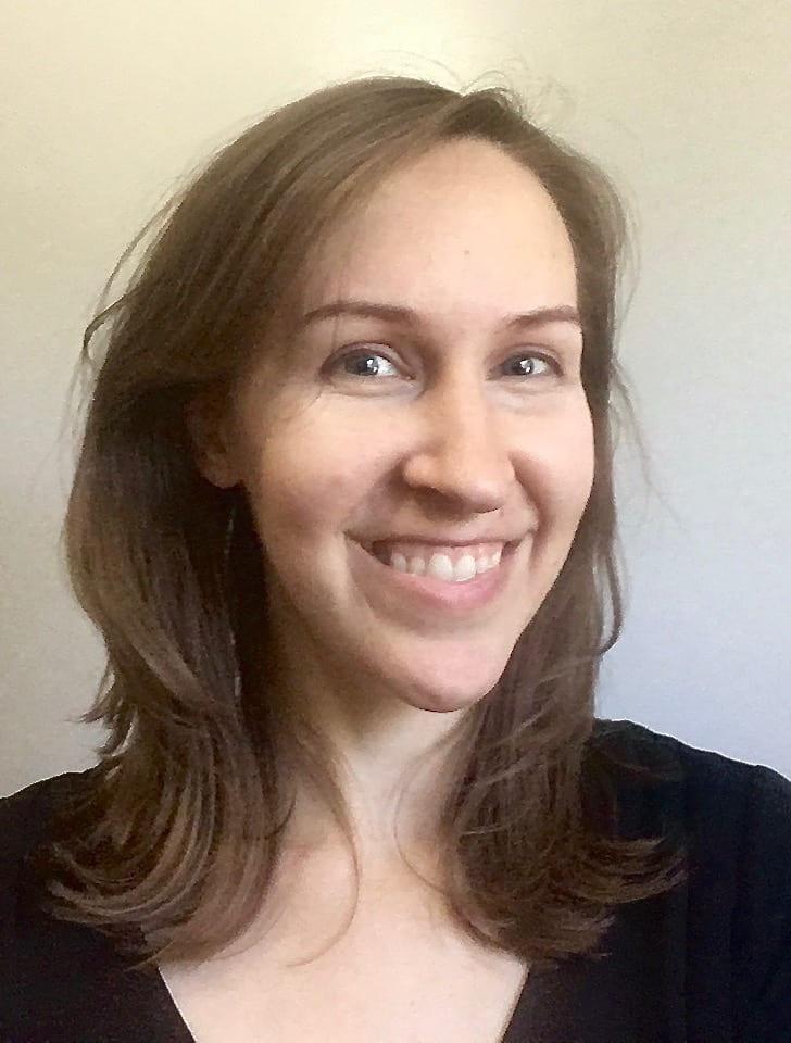 Ann Carrick, MA Student, CGU
