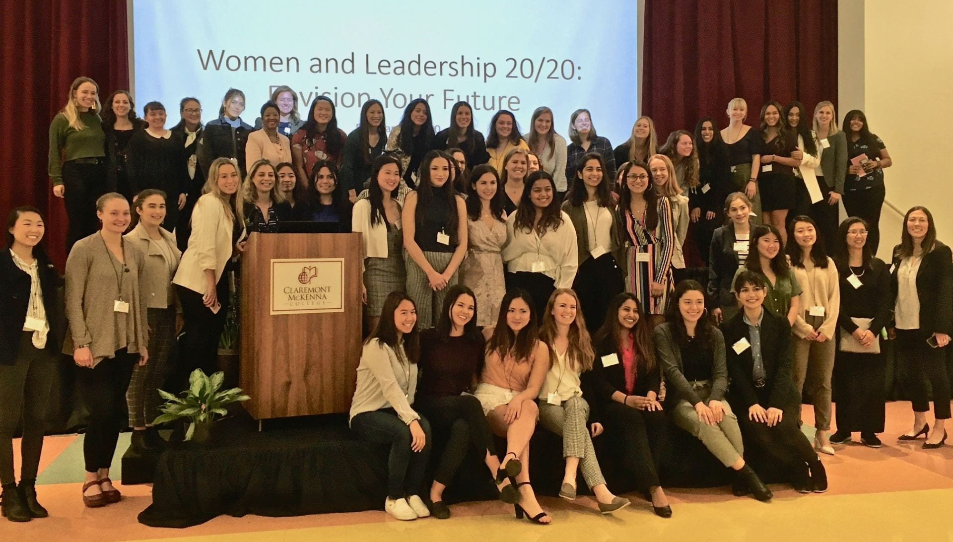 Students Envision Their Futures at the Annual Women and Leadership Workshop