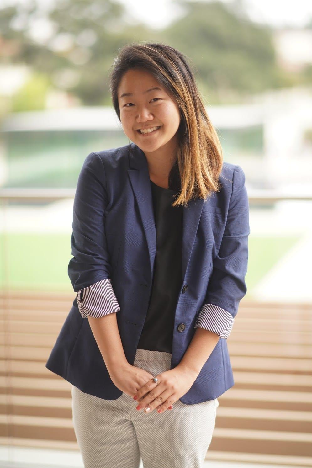 Becky Chung CMC'20, Manager