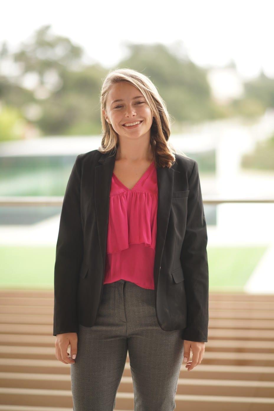 Emma Ranheim CMC'21, Analyst