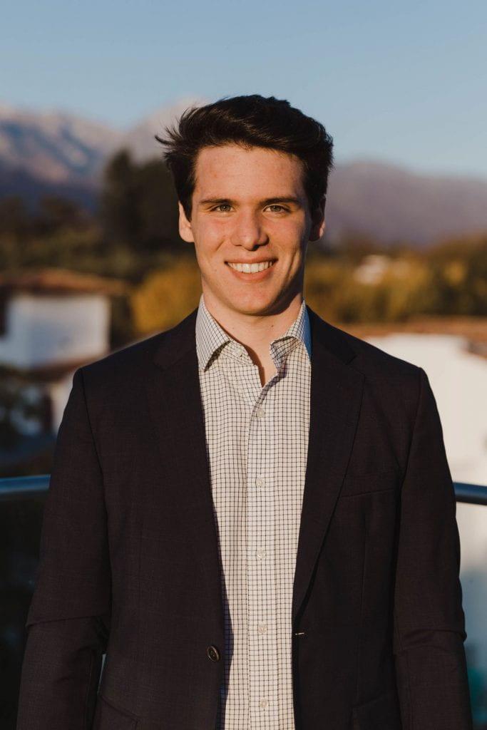 Ben Eibl, CMC'23, Analyst