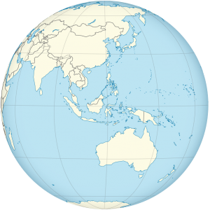 Marcus_Island_on_the_globe_(Southeast_Asia_centered)_(small_islands_magnified)
