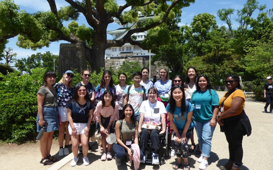Meet the Japan Student Fellows 2019