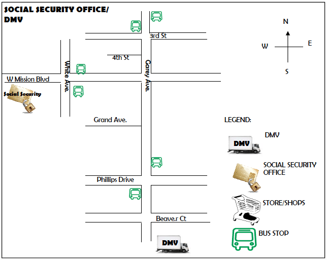 SSN DMV