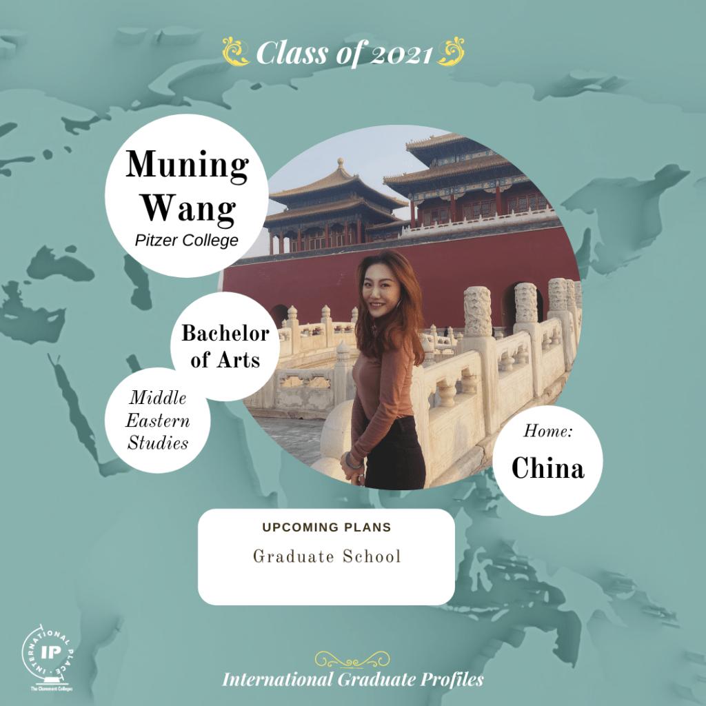 Muning Wang