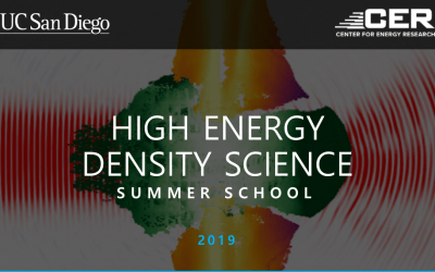Jay Angel, Chiatai Chen and Tommy Hentschel attend HEDS Summer School 2019