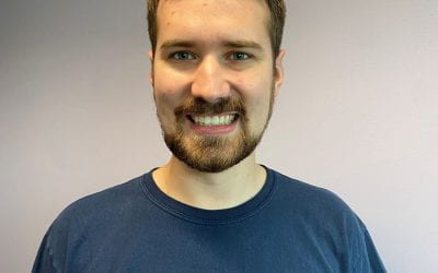 Joshua Luoma joins LPS as a Graduate Student