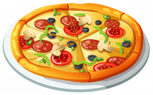 An image of pizza.