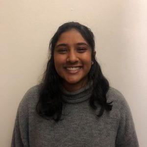 Cornell engineering student Charu