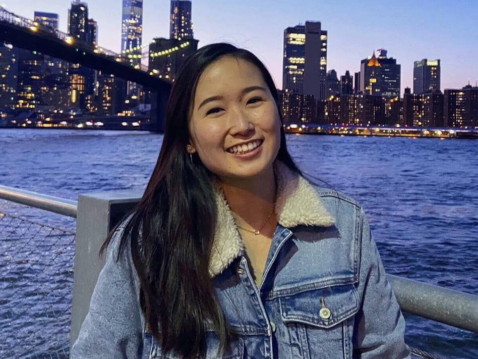 Cornell engineering student Cristie