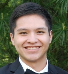 A photo of Cornell Engineering student Gregory