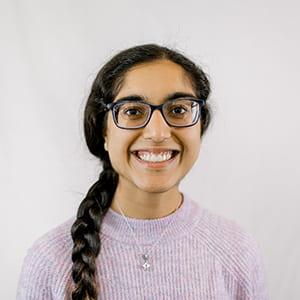 Photo of Cornell Engineering student Harleen