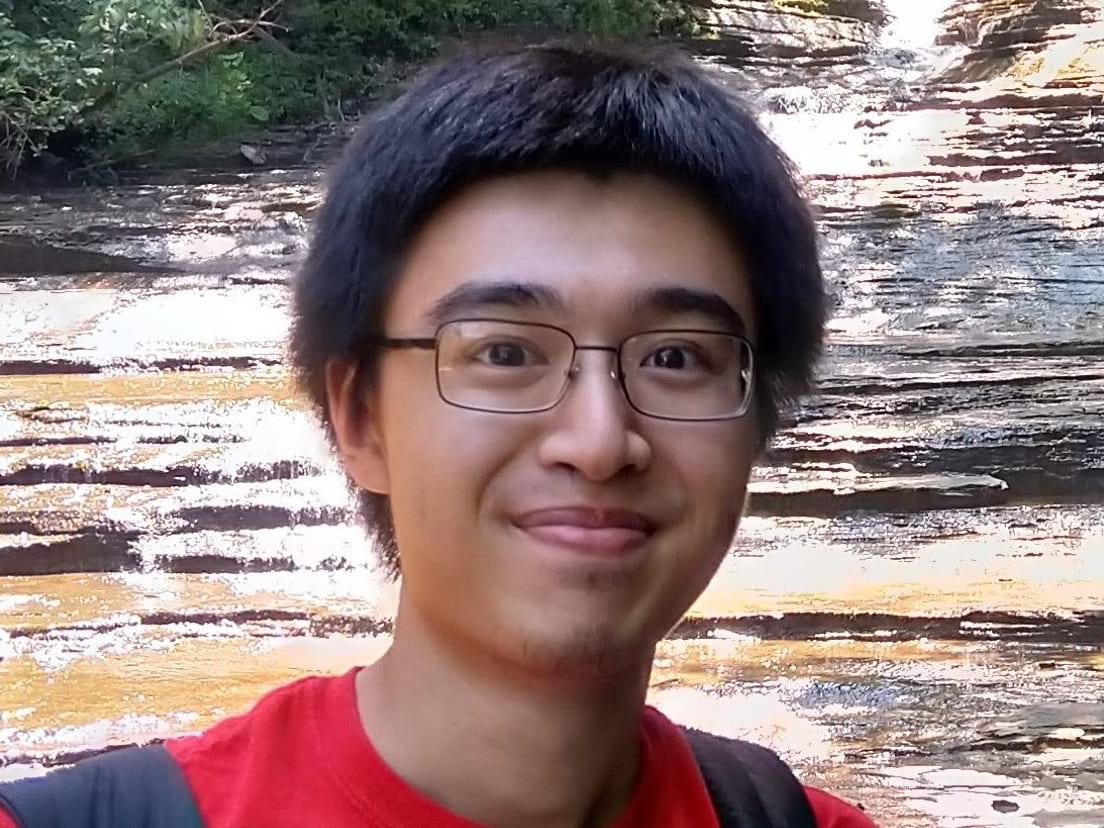 Cornell Engineering student Stanley
