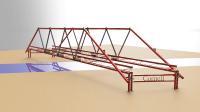 Cornell Engineering project team Cornell Steel Bridge