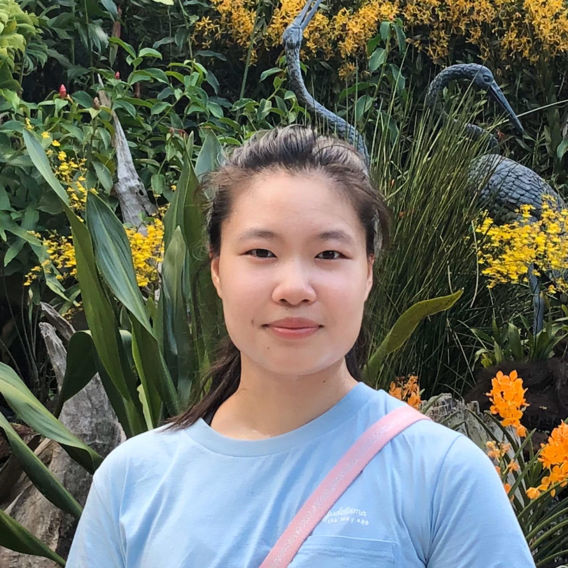 Coral Wang