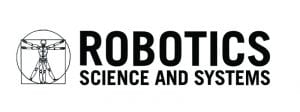 Robotics Science and Systems