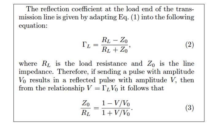CHEC: formatting equations