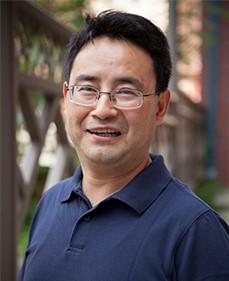 Prof. H. Oliver Gao headshot