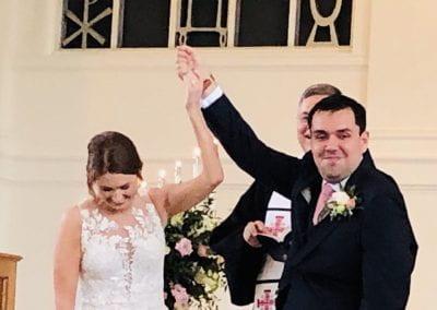 Congrats Matt and Kim!!