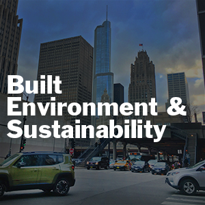 Oliver Gao and Todd Cowen talk about the built environment and sustainability