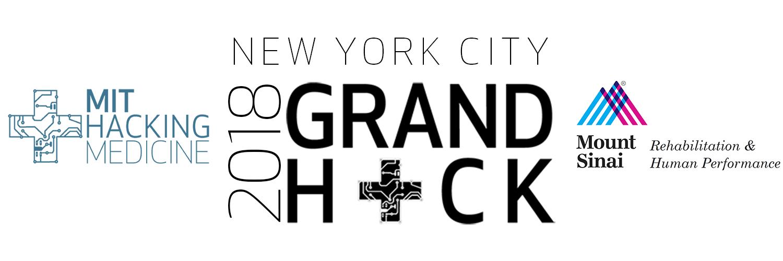 MIT Hacking Medicine NYC GRAND HACK