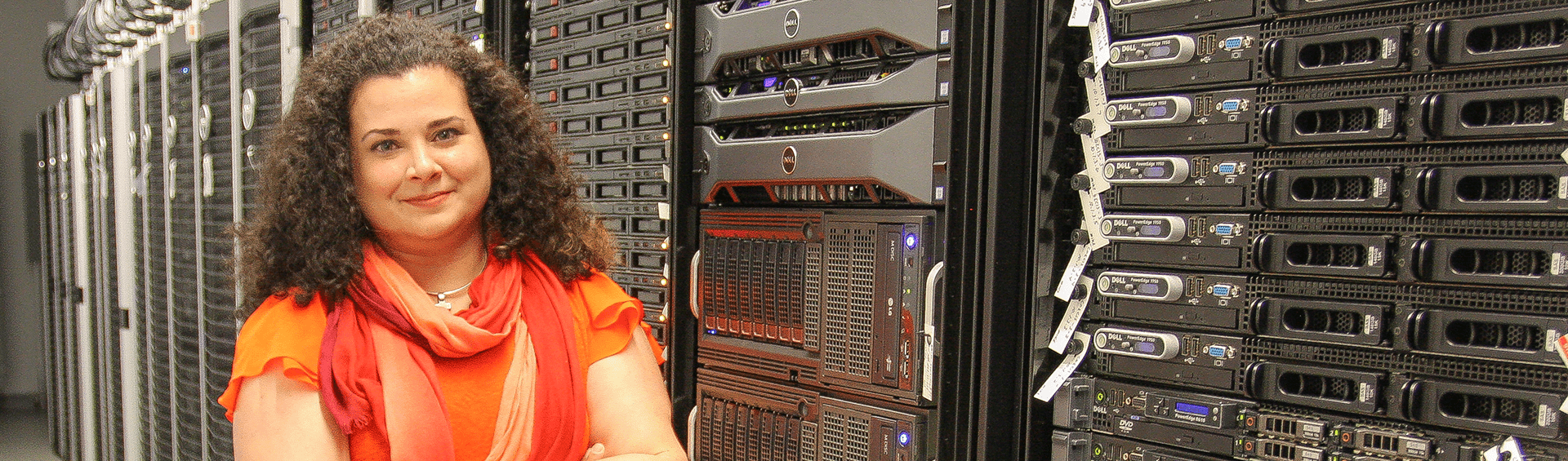 Christina Delimitrou: Designing resource-efficient datacenters