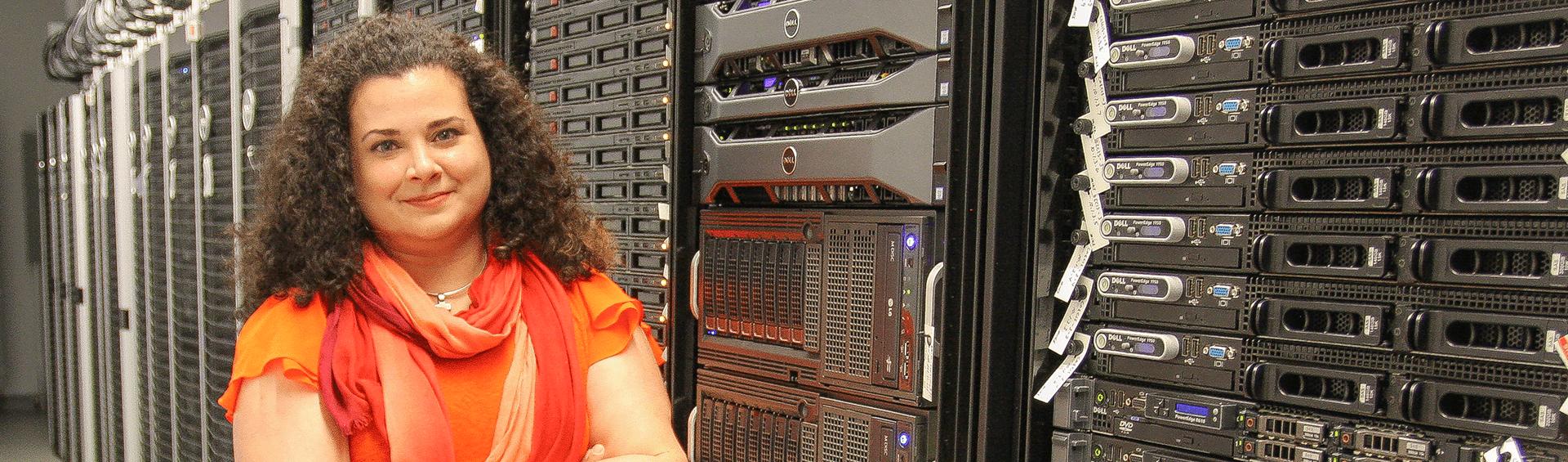 Christina Delimitrou: Designing resource-efficient datacenters