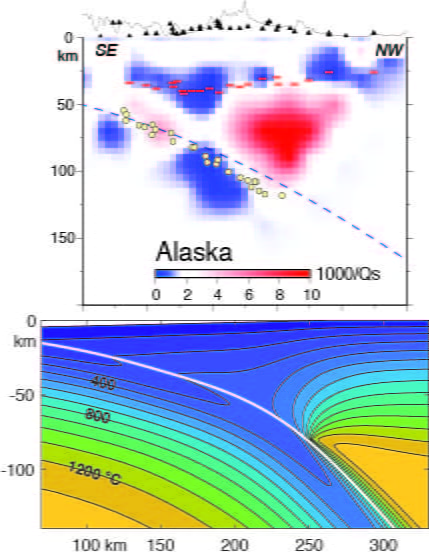 subduction zone images