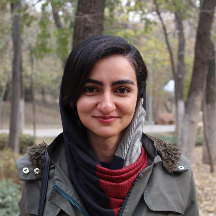Sanaz Sadeghi
