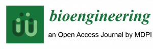 Bioengineering journal logo and marketing partner