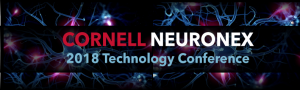 2018 Cornell NeuroNex Technology Conference banner