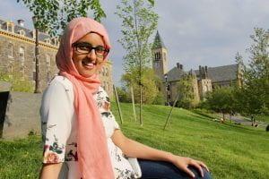 Zeinab Mohamad, PhD candidate, Cornell