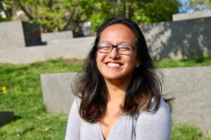 Miya Bidon, PhD Candidate Cornell