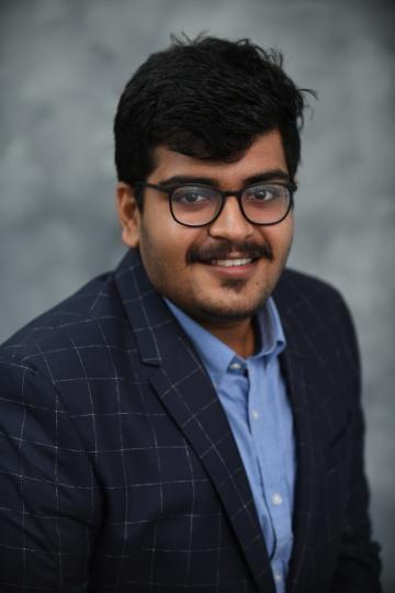 Siddarth Sheshadri Krishnan